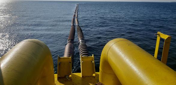 Lọc dầu Dung Quất nhập chuyến dầu đầu tiên sau bảo dưỡng - Ảnh 1.