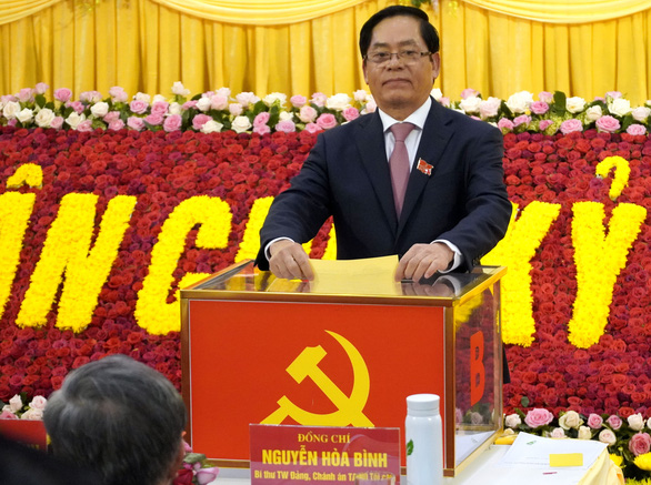 48 người trúng cử ủy viên BCH Đảng bộ tỉnh Bà Rịa - Vũng Tàu - Ảnh 1.