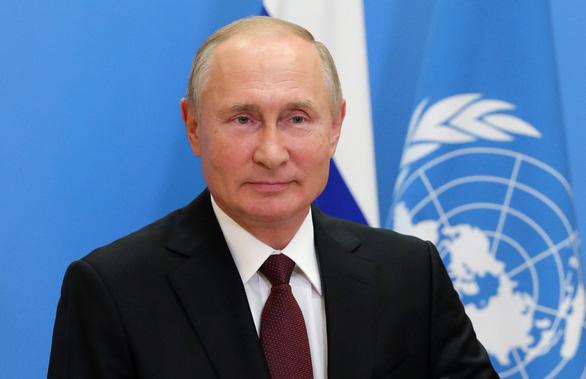 Tổng thống Putin được đề cử giải Nobel hòa bình - Ảnh 1.