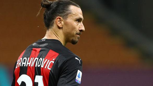 Ibrahimovic dương tính với COVID-19 và vắng mặt ở Europa League - Ảnh 1.