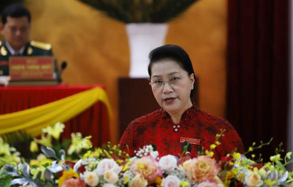 Chủ tịch Quốc hội nêu 8 lưu ý để Cần Thơ phát triển trong nhiệm kỳ tới - Ảnh 1.
