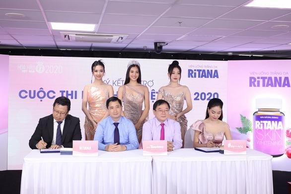RiTANA bảo trợ sức khỏe, sắc đẹp cho các thí sinh HHVN 2020 - Ảnh 5.