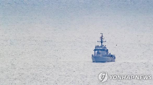 Yonhap: Quan chức Hàn Quốc đào tẩu sang Triều Tiên bị bắn chết - Ảnh 1.