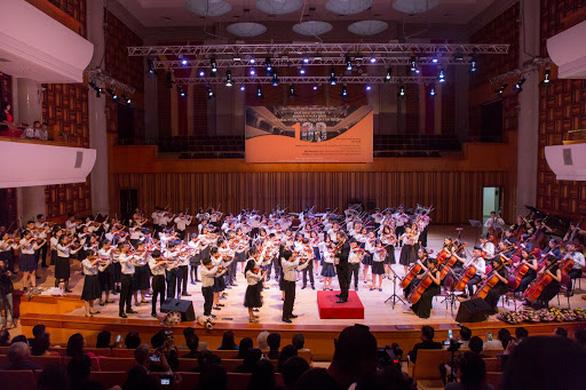Sau kêu cứu, Học viện Âm nhạc tuyển trung cấp, còn Học viện Múa vẫn chờ - Ảnh 1.