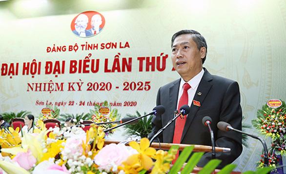 Ông Nguyễn Hữu Đông làm bí thư Tỉnh ủy Sơn La - Ảnh 1.
