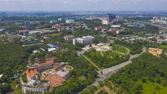 Quy hoạch khu dân cư đại học: Nên xin phần đất ở Dĩ An về TP.HCM? - Ảnh 1.