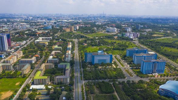 Hiểu thế nào cho đúng về khu đô thị sáng tạo - thành phố Thủ Đức - Ảnh 3.