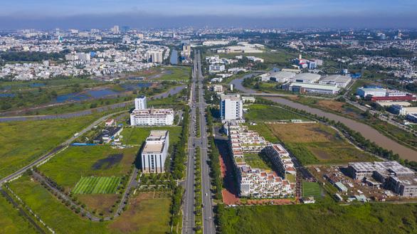 Hiểu thế nào cho đúng về khu đô thị sáng tạo - thành phố Thủ Đức - Ảnh 2.