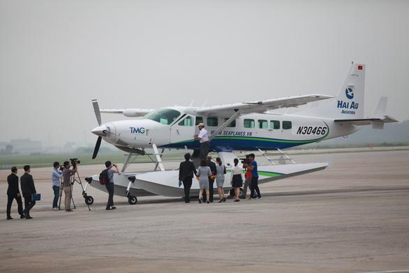 Xem xét thu hồi giấy phép kinh doanh hàng không của công ty Bầu Trời Xanh - Ảnh 1.