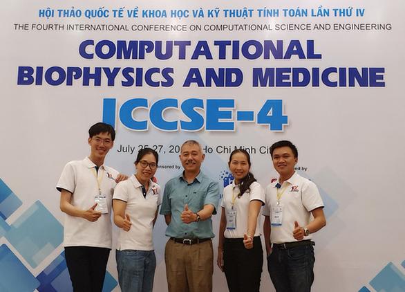 Giáo sư Trương Nguyện Thành thôi làm phó hiệu trưởng Đại học Văn Lang - Ảnh 1.