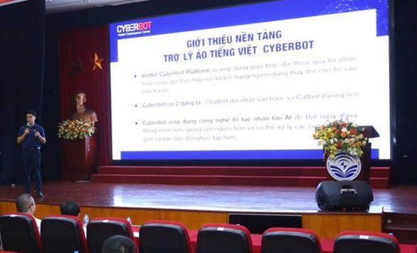 Ứng dụng trí tuệ nhân tạo vào công nghệ xử lý ngôn ngữ tiếng Việt - Ảnh 1.