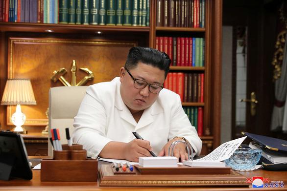 New York Times: Ông Kim Jong Un xin lỗi vụ quan chức Hàn Quốc bị bắn chết - Ảnh 1.