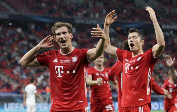 Ngược dòng kịch tính trước Sevilla, Bayern đoạt Siêu cúp châu Âu - Ảnh 3.