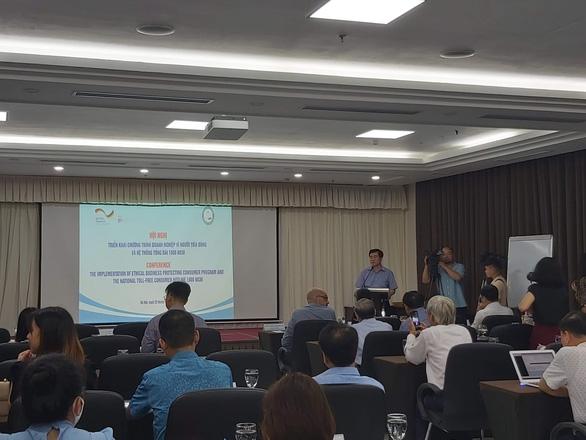 Chỉ số trao quyền người tiêu dùng của Việt Nam chỉ ở mức trung bình thấp - Ảnh 1.