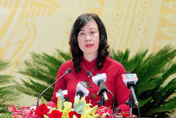 Bắc Ninh lần đầu tiên có nữ bí thư Tỉnh ủy - Ảnh 1.