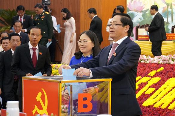 Ông Phạm Viết Thanh tái đắc cử bí thư Bà Rịa - Vũng Tàu - Ảnh 1.