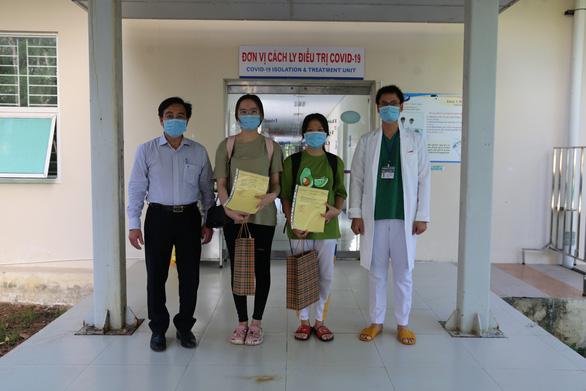 Bệnh nhân tái dương tính COVID-19 đã được cho xuất viện - Ảnh 1.