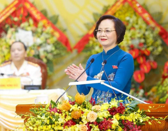 Nguyên bí thư Tỉnh ủy Yên Bái làm thứ trưởng Bộ Nội vụ - Ảnh 1.