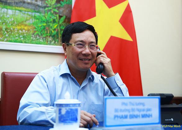 Việt Nam và Đức thúc đẩy nâng cấp quan hệ ASEAN - EU - Ảnh 1.