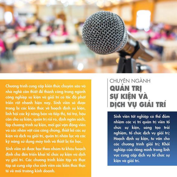 Trung cấp Việt Giao Tuyển sinh Khóa 45 - Ảnh 4.