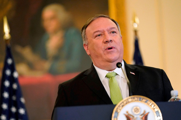 Ông Pompeo: Lãnh sự quán Trung Quốc tại New York là trung tâm gián điệp - Ảnh 1.