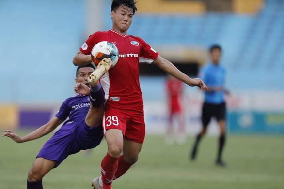 Thua Viettel, Sài Gòn nhận thất bại đầu tiên ở V-League 2020 - Ảnh 1.