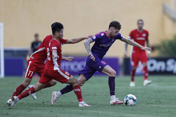 Thua Viettel, Sài Gòn nhận thất bại đầu tiên ở V-League 2020 - Ảnh 2.