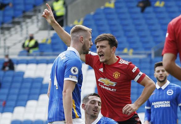 Được khung gỗ cứu thua 5 lần, Man Utd thắng nghẹt thở Brighton - Ảnh 3.