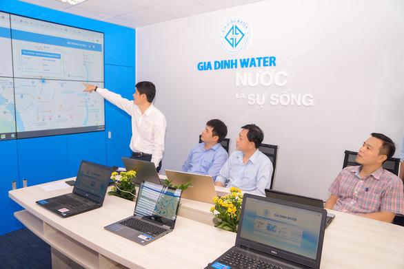 Cấp nước bằng công nghệ thông minh thời 4.0 - Ảnh 1.