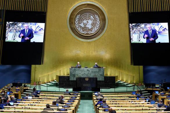 Thủ tướng Úc kêu gọi thế giới tìm hiểu nguồn gốc COVID-19 - Ảnh 1.