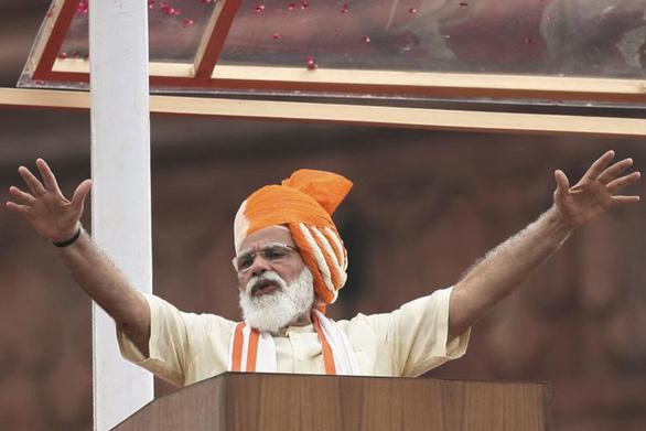 Thủ tướng Ấn Độ tuyên bố sẽ giúp 'cả nhân loại' đối phó COVID-19