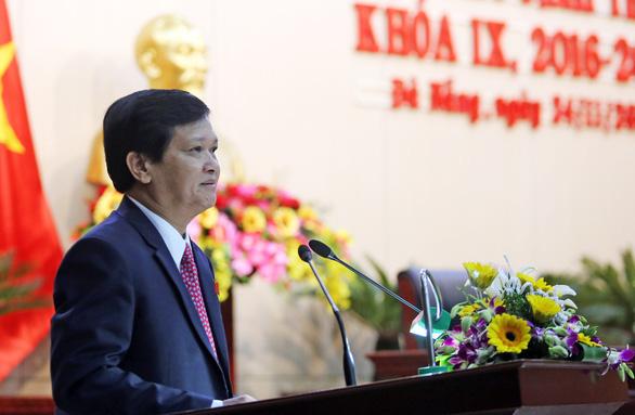 Chủ tịch HĐND TP Đà Nẵng xin không tái cử cấp ủy - Ảnh 1.