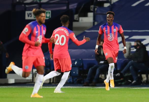 Chelsea hòa nghẹt thở West Brom sau khi bị dẫn trước ba bàn - Ảnh 4.