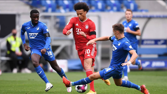 Thua đậm Hoffenheim, Bayern đứt mạch bất bại suốt 9 tháng - Ảnh 2.