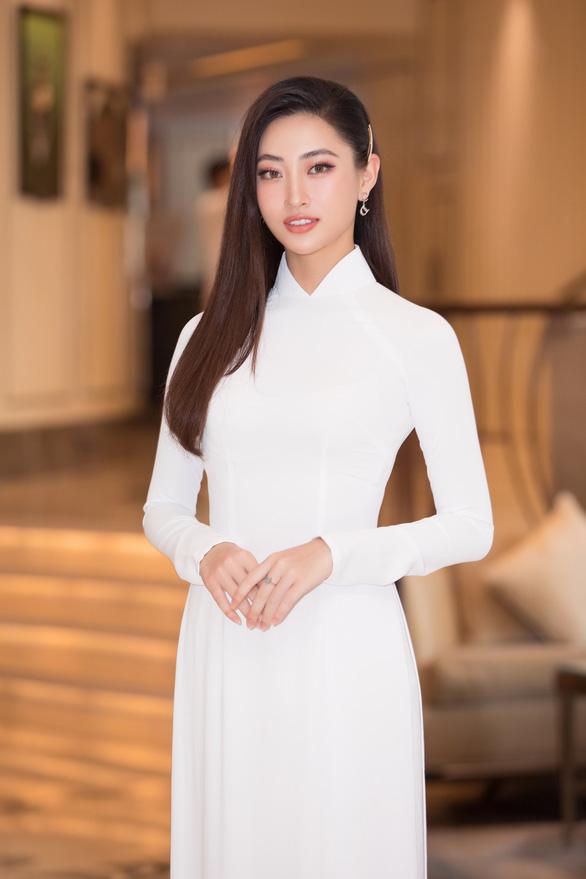Lương Thùy Linh làm đại sứ Ngày của Phở 12-12 năm 2020 - Ảnh 1.