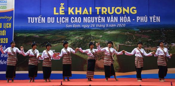 Mở tuyến du lịch đến vùng Đà Lạt của Phú Yên - Ảnh 1.