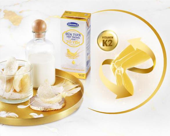 Vinamilk ra mắt sữa tươi tiệt trùng chứa tổ yến - Ảnh 5.