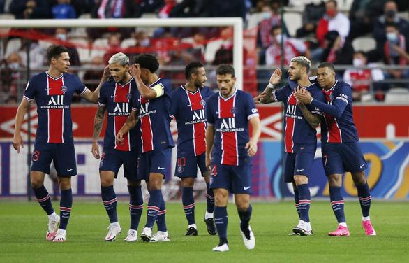 Neymar trở lại nhưng chiến thắng gọi tên Mbappe và Icardi - Ảnh 1.