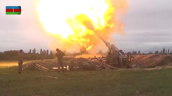 Châu Âu cảnh báo các nước không can thiệp vào xung đột ở Nagorny-Karabakh - Ảnh 1.