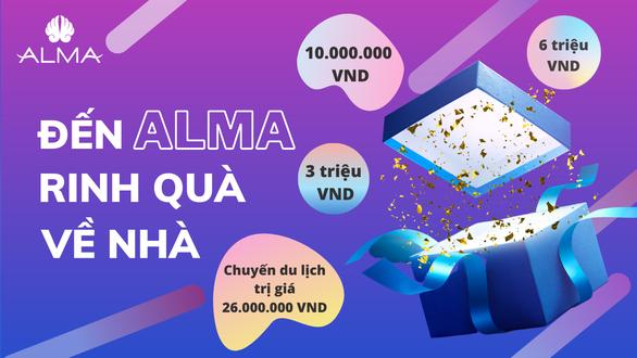Công ty ALMA tặng quà khủng cho khách tham dự sự kiện - Ảnh 1.