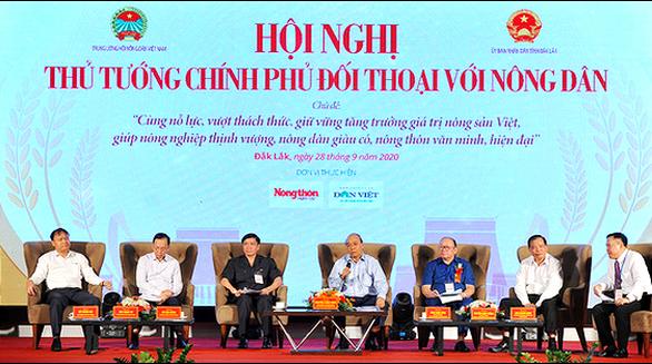 Thủ tướng Nguyễn Xuân Phúc: Cần hình thành một tầng lớp nông dân mới - trẻ, có khát vọng - Ảnh 3.