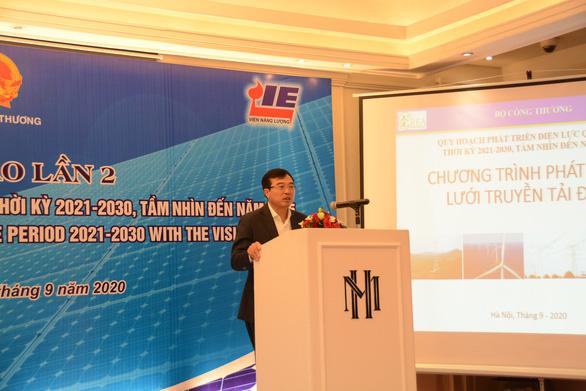 Cần nguồn tiền lớn để phát triển hệ thống lưới truyền tải điện - Ảnh 2.