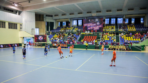 Đại học Văn Lang tổ chức giải thể thao chuyên nghiệp đầu tiên cho học sinh THPT - Ảnh 3.