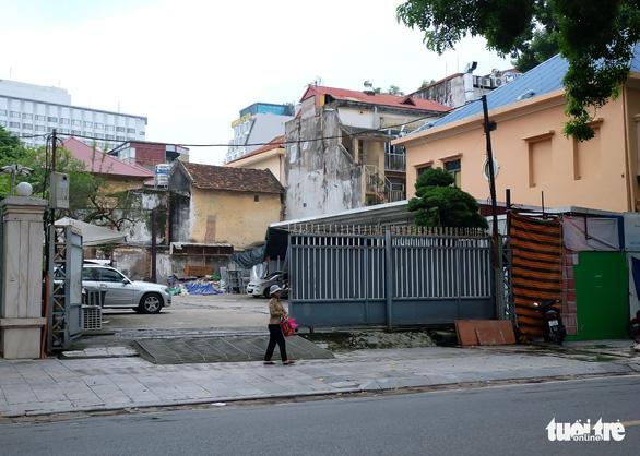 Hà Nội thu hồi đất vàng tại 69 Nguyễn Du chuyển nhượng sai quy định - Ảnh 1.