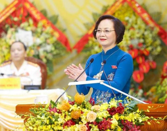 Bà Phạm Thị Thanh Trà giữ chức phó trưởng Ban Tổ chức trung ương - Ảnh 1.