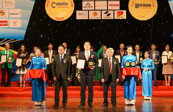 LOTTE Mart đạt Top 20 nhãn hiệu nổi tiếng Việt Nam năm 2020 - Ảnh 1.