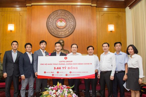 LOTTE Mart đạt Top 20 nhãn hiệu nổi tiếng Việt Nam năm 2020 - Ảnh 3.