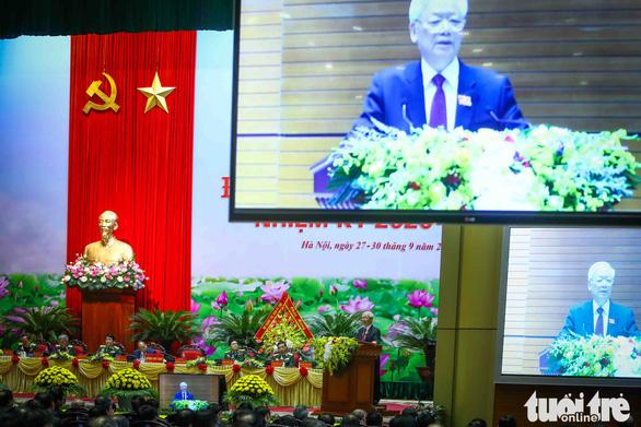 Tổng bí thư, Chủ tịch nước Nguyễn Phú Trọng: Bộ Quốc phòng cần chuẩn bị thêm một số chiến lược mới - Ảnh 2.