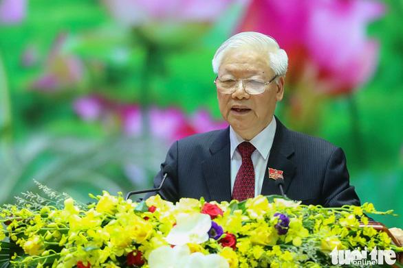 Tổng bí thư, Chủ tịch nước Nguyễn Phú Trọng: Bộ Quốc phòng cần chuẩn bị thêm một số chiến lược mới - Ảnh 1.