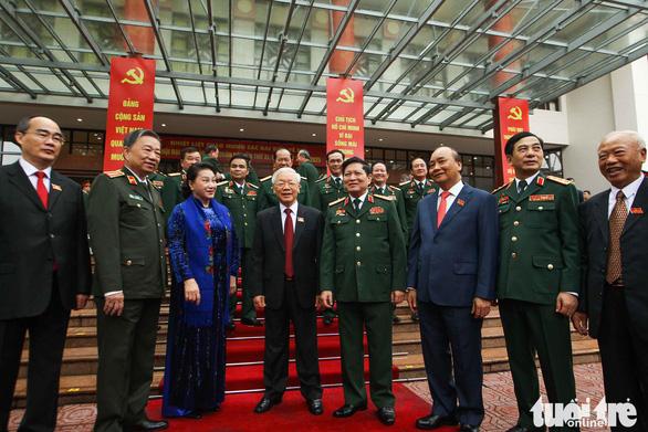 Tổng bí thư, Chủ tịch nước Nguyễn Phú Trọng: Bộ Quốc phòng cần chuẩn bị thêm một số chiến lược mới - Ảnh 3.